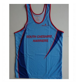 South Cheshire Harriers Club Kit Price List